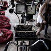 typewriter bike